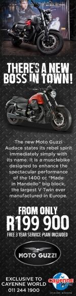 Moto Guzza South Africa